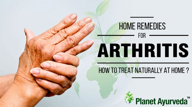 Treat Arthritis Naturally