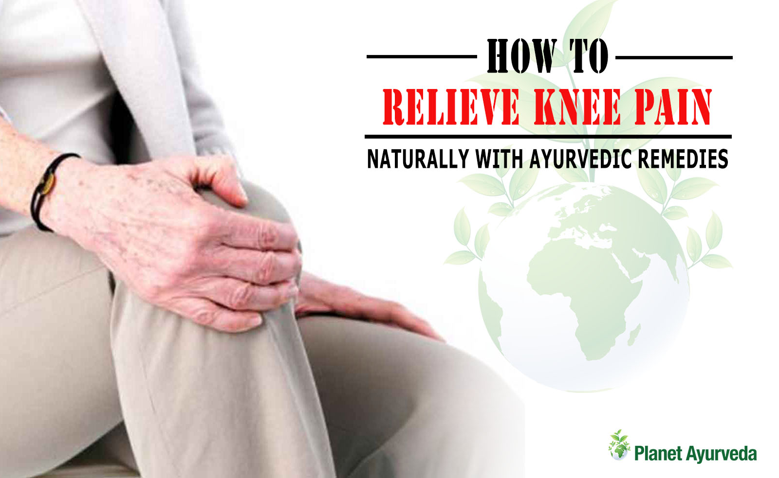 KNEE PAIN NATURALLY
