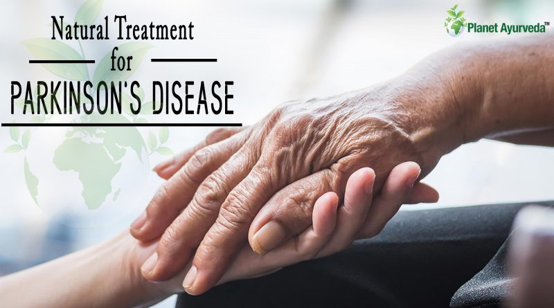 Natural Treatment for Parkinson 's disease copy