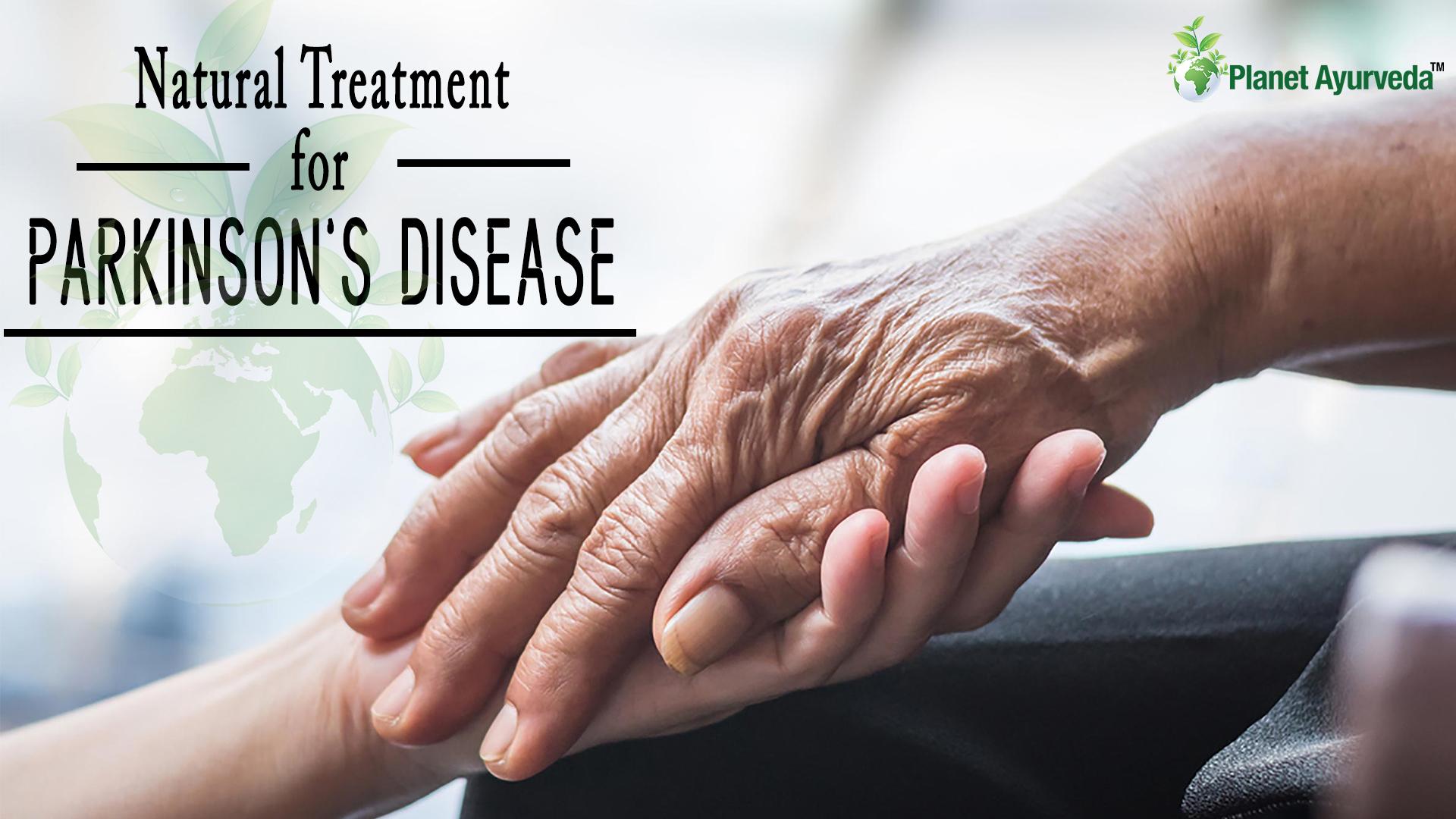 Natural Treatment for Parkinson 's disease copy