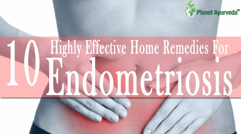 Home Remedies For Endometriosis