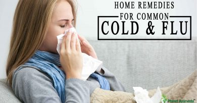 Home Remedies for Common Cold & Flu