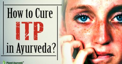 How to Cure ITP(Idiopathic thrombocytopenic Purpur) in Ayurveda