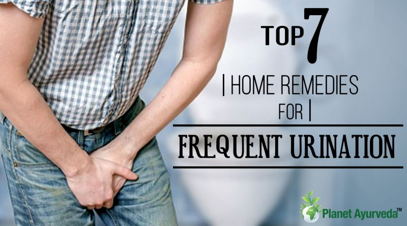 Top 7 Home Remedies for Frequent Urination
