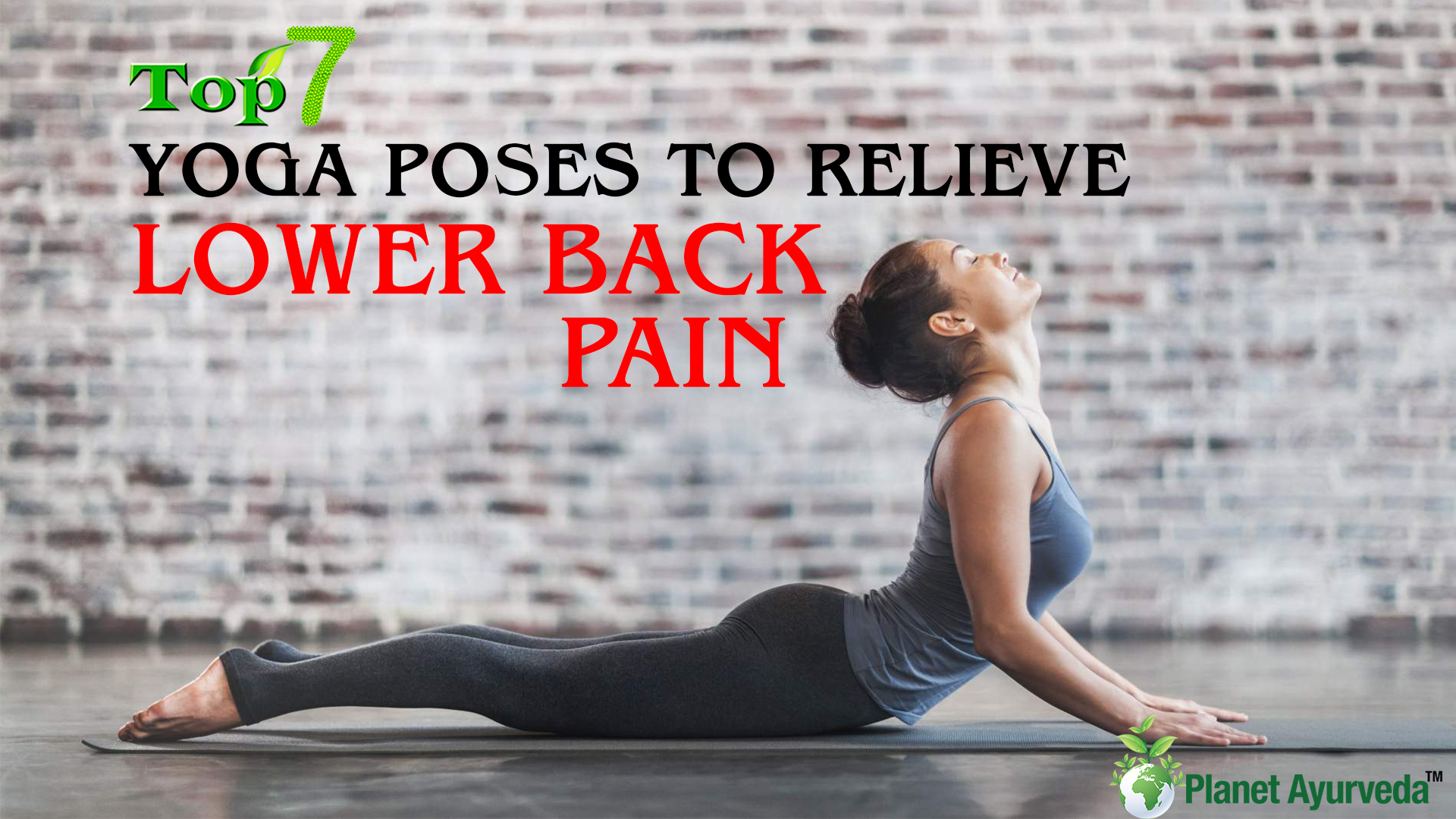 Top 7 Yoga Poses To Relieve Lower Back Pain Simple Exercise