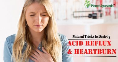 Top 7 Natural Tricks to Destroy Acid Reflux and Heartburn
