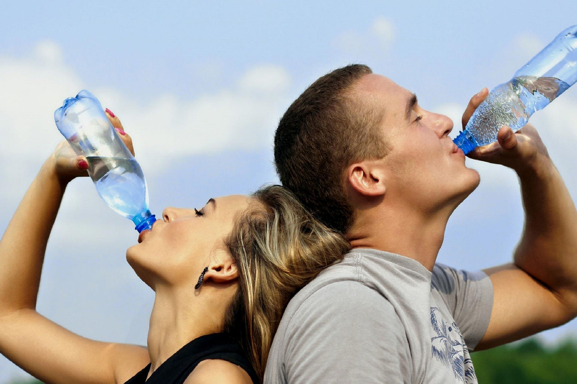 Drink lots of Fluids