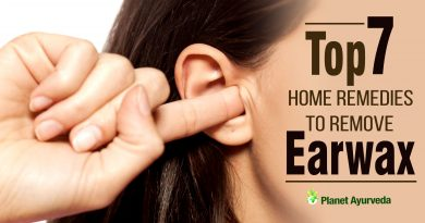 Top 7 Home Remedies to Remove Earwax