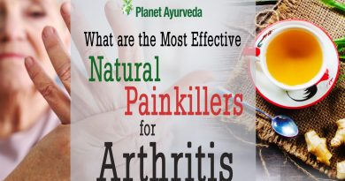 What are the most effective natural painkillers for arthritis