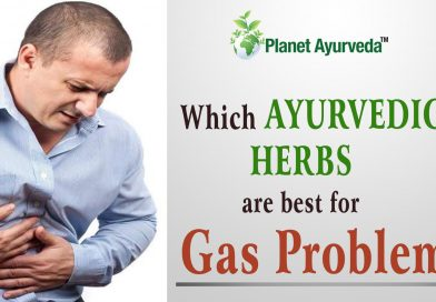 Which Ayurvedic Herbs are best for Gas Problem