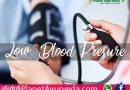 Low Blood Presure