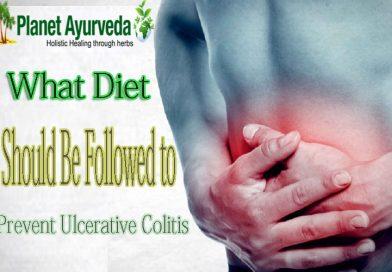 Ayurvedic Treatment of Ulcerative colitis
