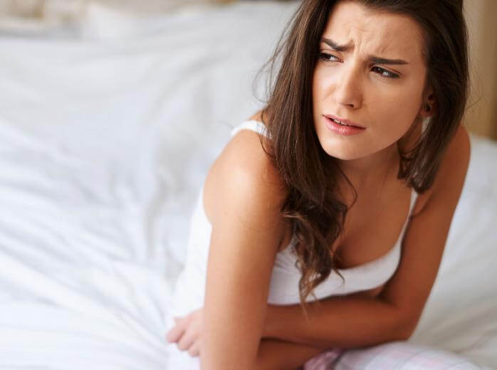 Natural Treatment of Ovarian cysts