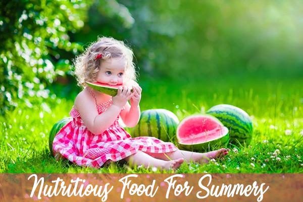 गर्मी के दिनों में क्या है पौष्टिक खाना