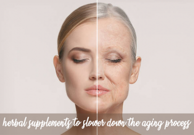 Herbal Supplements to Slower Down the Aging Process?