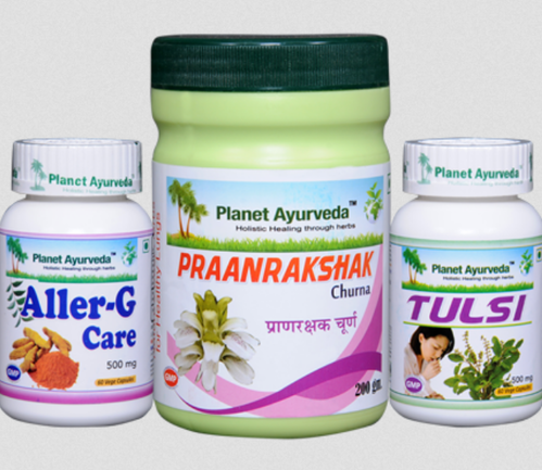 Herbal Remedies for Asthma Treatment