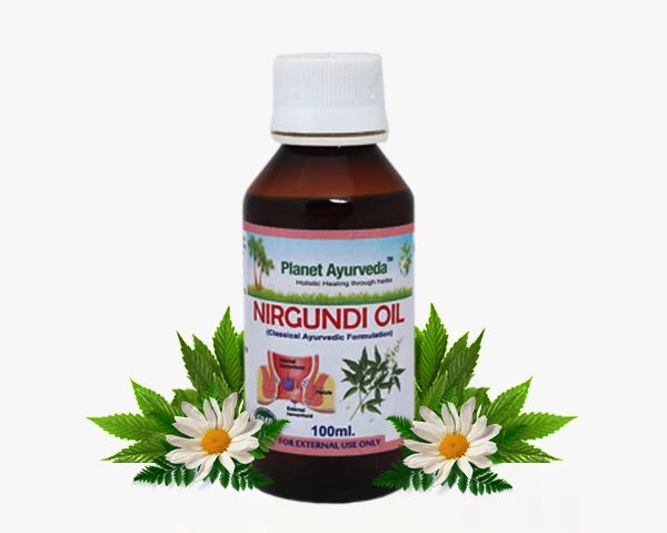 Nirgundi Oil for a Chronic Headache