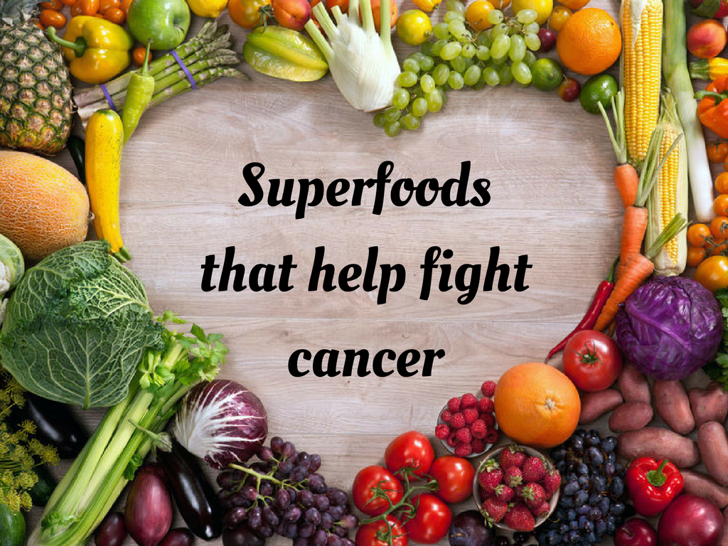 Anti Cancer Superfoods