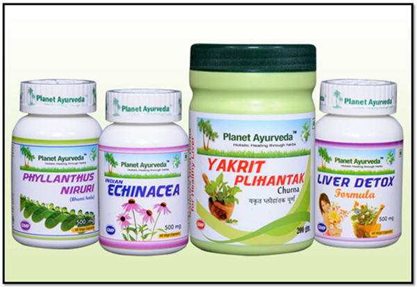 Herbal Supplements for Primary Sclerosing Cholangitis