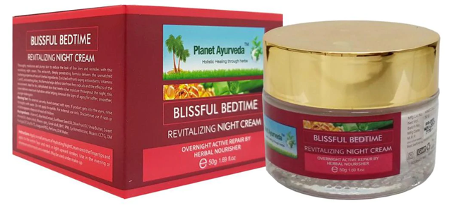 Blissful Bedtime Revitalizing
