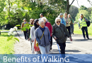 Walking is a Wonder: Gain Health with a Walk