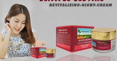 Blissful Bedtime RevitAalizing Night Cream