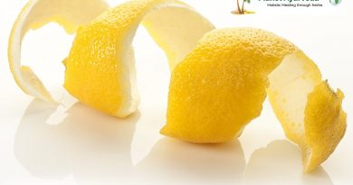 Health Benefits for Lemon Peel