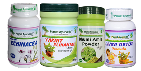 Herbal supplements for Chronic Liver Disease