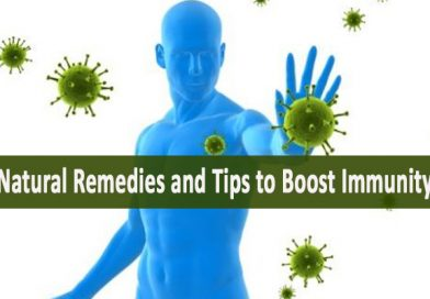 Natural Remedies and Tips to Boost Immunity