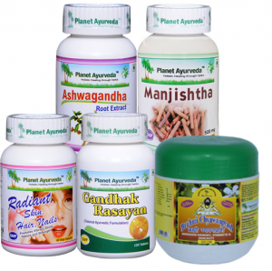 Herbal Supplement for Xeroderma Pigmentosum