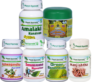 Herbal Products for Stabilizing CD4 Count