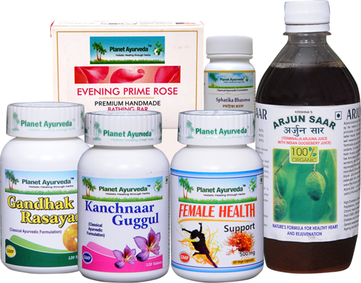 Herbal Supplements for Bartholin's Gland Cyst