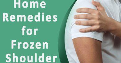 Home Remedies for Frozen Shoulder