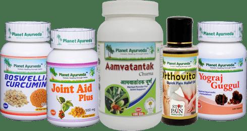 Herbal Supplements Frozen Shoulder