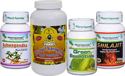 Planet Ayurveda, a leading ayurvedic firm, offers a holistic approach towards maintaining fitness by use of medicinal herbs as a supplement