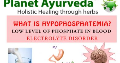 Low Level of Phosphate in Blood