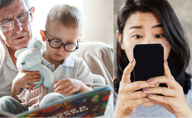 Weak eyesight for Children