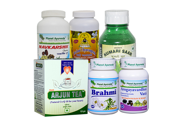 Ayurvedic Herbs Help us to Manage Lifestyle Disorders