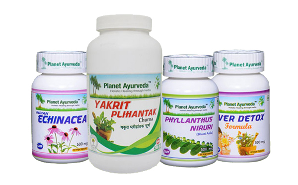 Herbal remedies for PFIC