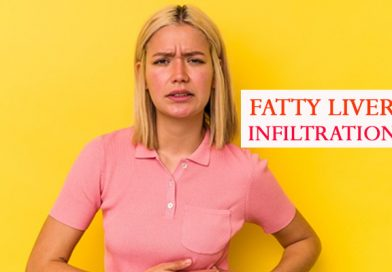 fatty liver infiltration