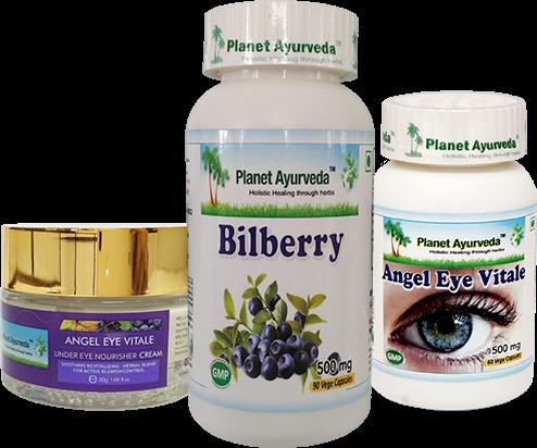Herbal Remedies For Eye Disorders