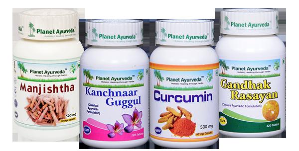 Herbal Remedies for Eruptive Syringoma