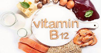 Hypovitaminosis, Vitamin B12 Deficiency & Natural Sources