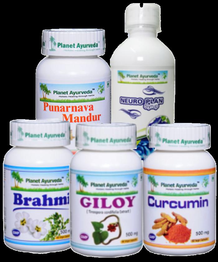 Herbal Supplements for Subacute Sclerosing Panencephalitis